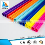 high quality insulation polyvinyl chloride material PVC piping
