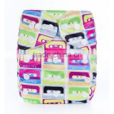 OEM name brand baby nappy wholesale Bulk cloth nappy insert