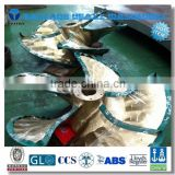 CCS, ABS, DNV Approved Marine Bronze Propeller/ Ship Propeller/ Fixed Pitch Propeller (FPP)