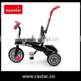 Hot seller kids foadable tricycle MINI licensed high quality 10 inch kids folding tricycle