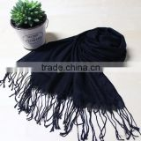Fashionable voile pure color long scarf pashima scarf flag scarf                                                                         Quality Choice