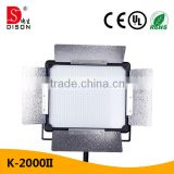 Dison 150W studio LED light K-2000II, hot sale project lighting for photo studio accessories