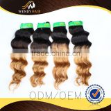 Wholesale Cheap Deep Wave hair brazilian wet and wavy hair