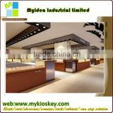 2013 DG customized design mdf jewelry display furniture for jewelry shop design