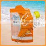 FDA EU standard Safety Nozzle Squeeze Pouches for Baby