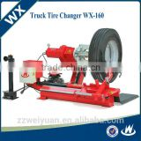 2016 The High Quality Efficiency and Dispatch Full Automatic Tyre Changing Machine, Truck Tire Changer for Sales WX-160