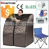 CE ETL Half Body Portable Far Infrared Sauna                                                                         Quality Choice