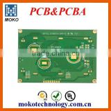 printed circuit boards in the medical, electronics, industrial, access controls, automotive
