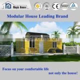 Eco-friendly low cost easy assembly new design cheap 2 bedroom house plan