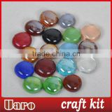 3/4in Kinds Color Translucent Mix toy glass marbles Supplies