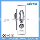 SAIP/SAIPWELL 2014 New Product Zinc Alloy Plane Lock In Locks Electric Panel Door Cam Lock