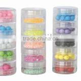 "Bead box and Trays Stackable 4"" 5pcs."
