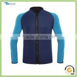 2mm Men Neoprene Diving Swimsuit jacket Scuba Diving Swimwear Cold-proof Warm Surfing Wetsuits