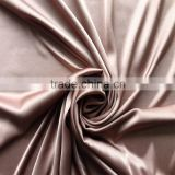 beautiful Garment, wedding, dress and Home Textile silk and spandex stretch fabric