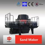 Energy saving industrial minerals fine crusher/sand making machine/sand making equipment/sand maker