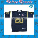 Hot sale custom American football jersey for high school team