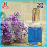 2016 cosmetic packaging 50ml clear glass essential oil bottle                                                                                                         Supplier's Choice