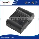 high printing label thermal bluetooth small bill printer