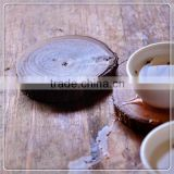 Wooden Mugs Coasters Mat Kungfu Tea Cup Bowls Pad Tea Coffee Cup Mat Pad