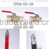 Hydraulic spraying fire nozzle for water system                                                                         Quality Choice