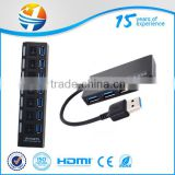 2015 China factory New design product,4 Port usb por hub suppliers with USB2.0 Adapter,Easy to take with