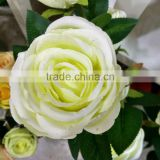 single rose bulk decorative artificial table flower making