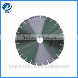 industry quality silver brazed diamond saw blade