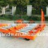 7T Pallet dolly trailer for aviation GSE ground support equippment