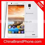 Original wholesale Lenovo A358T 4GB, 5.0 inch Android 4.4 Smart Phone, MTK6582 Quad Core 1.3GHz, RAM: 512MB, Dual SIM, GSM Netwo