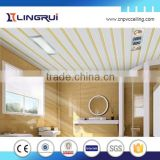 bathroom partition pvc plastic suspended ceiling tiles wall cladding pvc paneling decorative room panel china supply