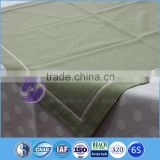 100 polyester ruffled dining table cover