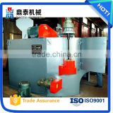 Rotating table type brake disc shot blasting machine,derusting cleaning equipment,remove oxide skin equipment