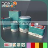 Wholesale Cheap high grade acrylic silver gray metallic car paint