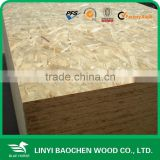 9mm,12mm15mm,18mm LINYI high quality Wood Material and Flakeboards Type OSB-3, Waterproof OSB for outside construction