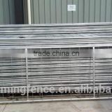 steel pipe farm gates