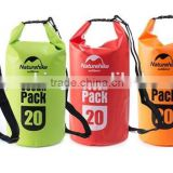 2016 promotional Outdoor camp drift raft sail float surf swim PVC tarpaulin waterproof dry bag