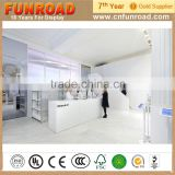 modern shop counter design, Internation famous brand display cabinet for shopping decoration