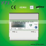 kWh meter digital 3 phase with IR and RS485 module