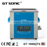GT SONIC ultrasonic cleaner factory GT-1990QTS 9L for golf ball cleaning machine