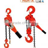 1.5 ton lever chain hoist CE good quality