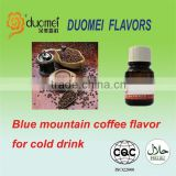 New Arrival blue mountain coffee cold drink flavor/flavour/essence