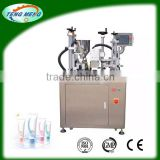 high speed semi automatic tube filling sealing machine aluminum tube filling and sealing machine plastic tube sealer 30 tube/min