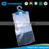 REACH Approval Calcium chloride Gift box paking 500ml Hang Moisture trap Dehumidifier Bags