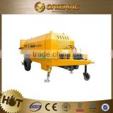 XCMG trailer concrete pump HBD series trailer concrete pump for sale