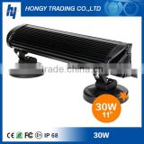 12V/24V DC 5W*6pcs 30W LED driving light bar for 4x4 Offroad,Jeep,Truck, Boat,Atv,SUV,4WD,Car,Motors