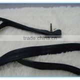 Butyl rubber bicycle tire tube with France valve