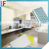 Wholesale Household Items Kitchen Clean Blue White Melamine Sponge