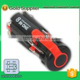 HOT SELL 8-in-1 Multi Screwdriver set with 6-LED Flashlight