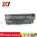 High quality for HP LaserJet 1010 series compatible hp toner cartridge 12a