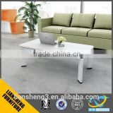 modern leisure design white color small size coffee table,end table,center table